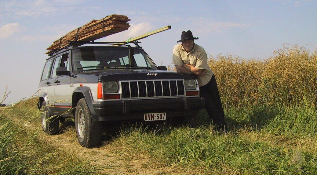 Vincent et la Jeep